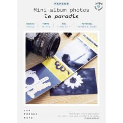 """Kit mini-album photo """"le..."""