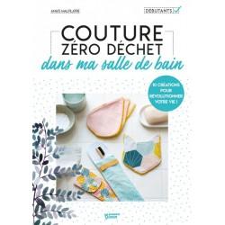Livre Couture zéro déchets...